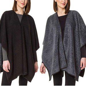 NEW Ike Behar Ladies' Reversible Fashion Wrap